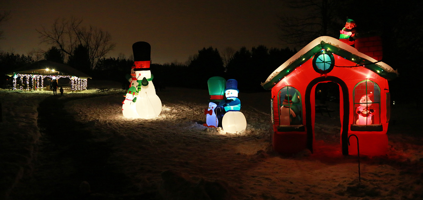 Magical Christmas Forest @ Kortright Centre for Conservation |  |  |
