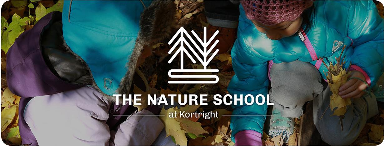 Nature School banner