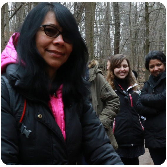 ESL students visit Kortright Maple Syrup Festival