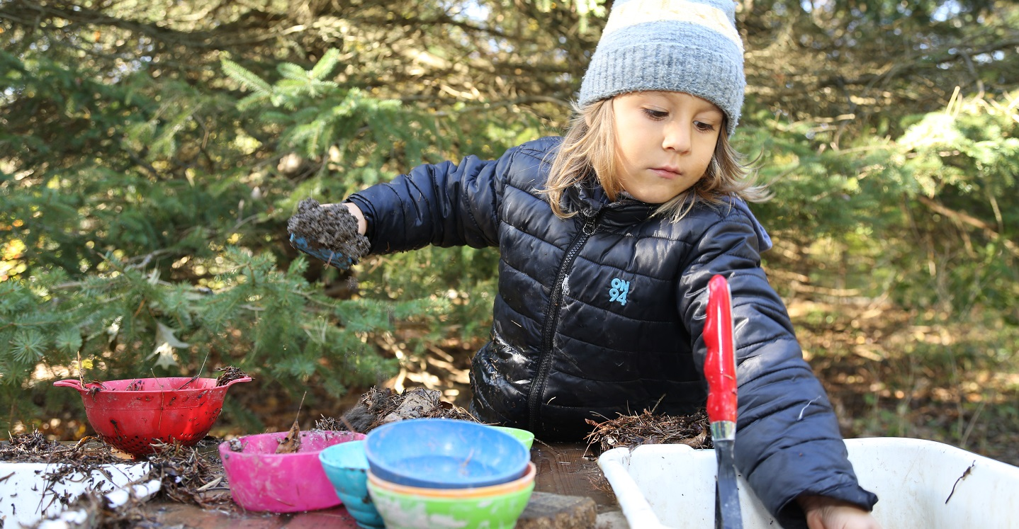 Little Saplings Parent & Tot Program – Spring (Sundays) @ Kortright Centre for Conservation