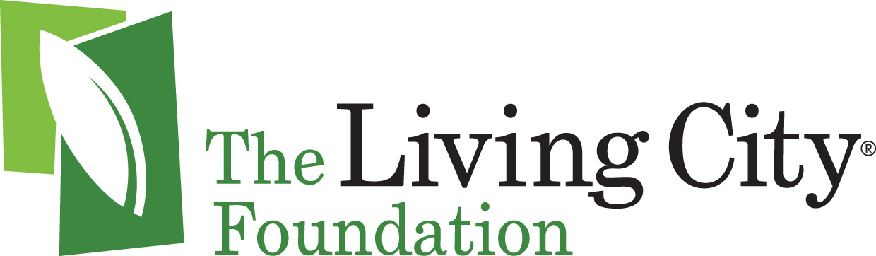 living city foundation logo