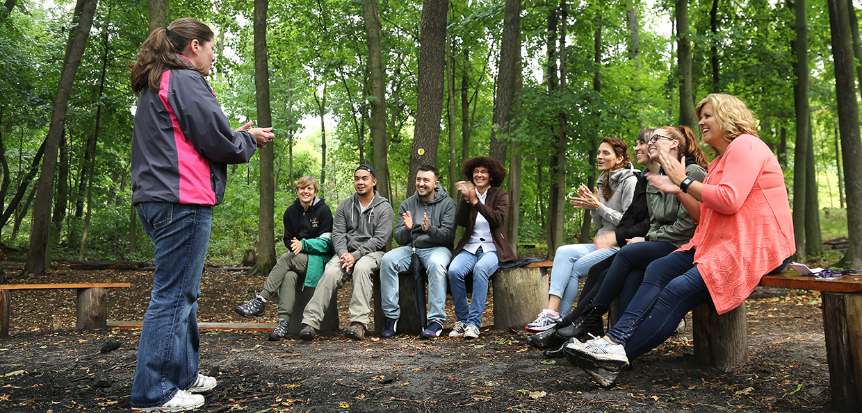adult nature education at Kortright Centre