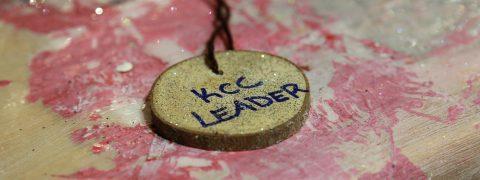 handmade Kortright leadership medallion