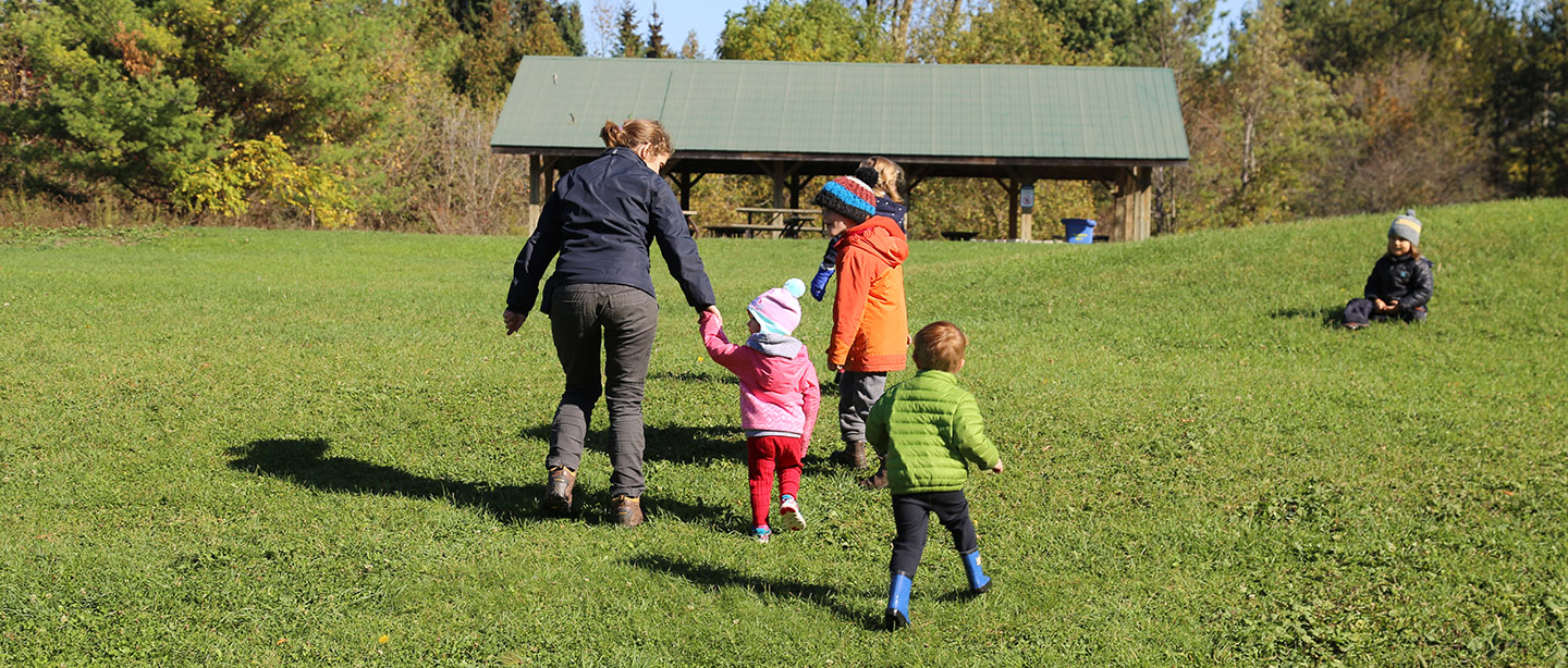Little Saplings Parent & Tot Program – Spring (Saturdays) @ Kortright Centre for Conservation