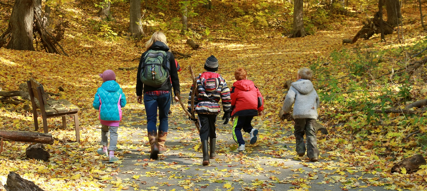 FREE EVENT! Family Adventure Walk in the Forest @ Kortright Centre for Conservation