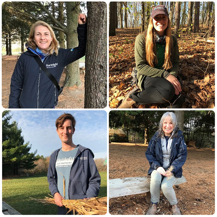 staff of The Nature School at Kortright